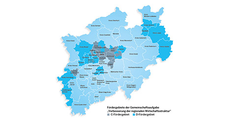 Regional Economic Development Program North Rhine-Westphalia