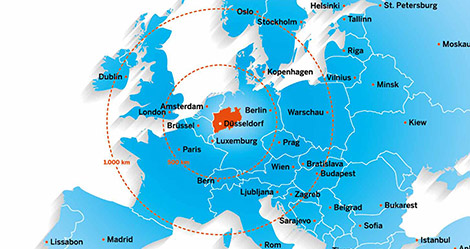 NRW: Investment Locaton No. 1 in Germany