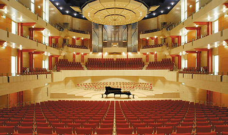 Concert hall in NRW