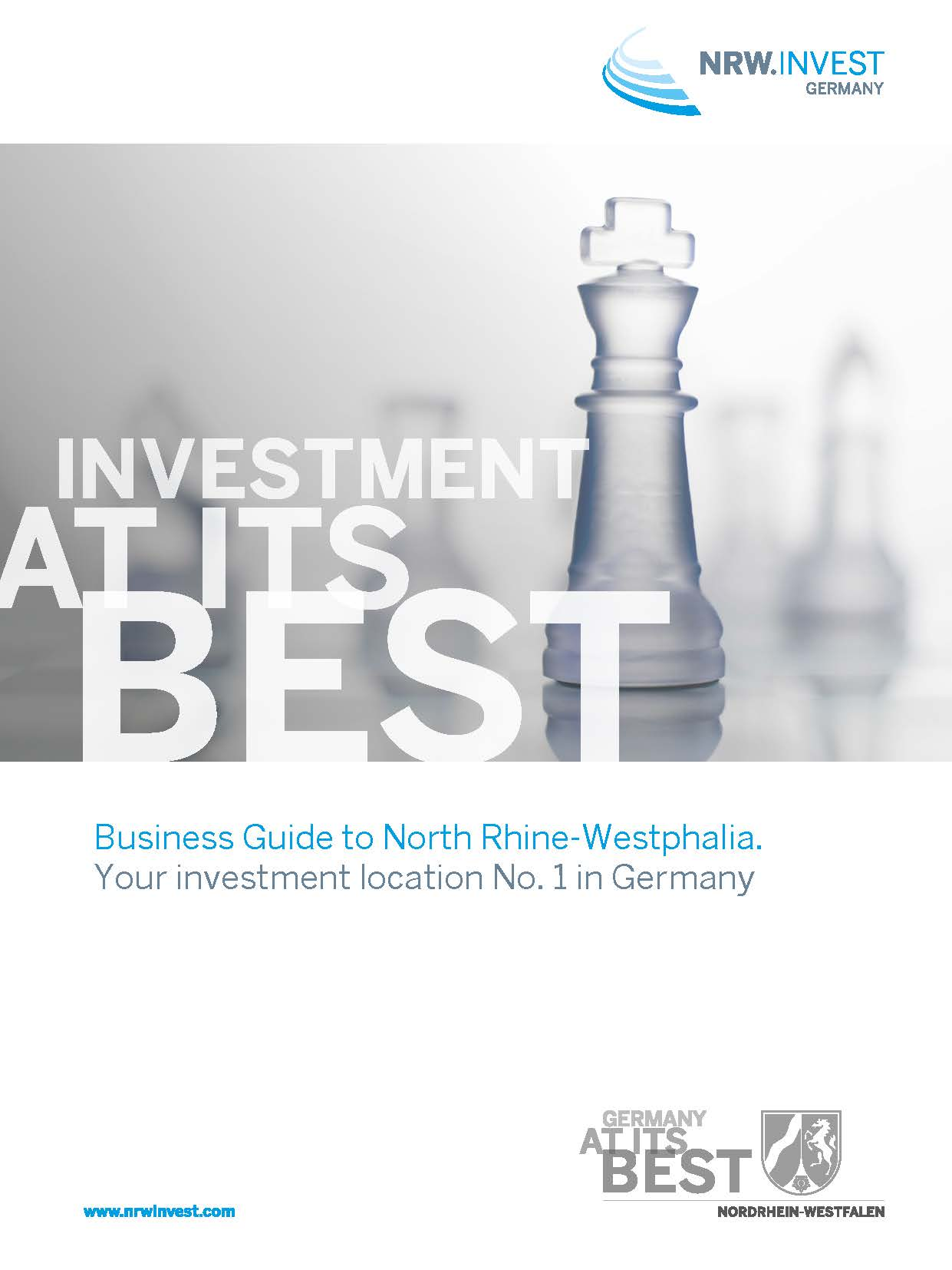 Business Guide To North Rhine Westphalia Your Investment Location